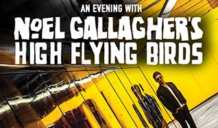 Noel Gallagher's High Flying Birds tickets at Humphreys Concerts by the Bay in San Diego