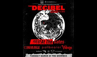 At the Gates tickets at The Showbox in Seattle