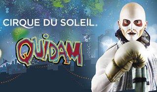 Cirque Du Soleil - Quidam tickets at Ericsson Globe in Stockholm