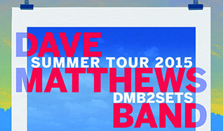 Dave Matthews Band tickets at Fiddler's Green Amphitheatre in Greenwood Village