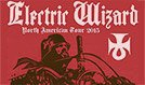 Electric Wizard tickets at Mill City Nights in Minneapolis