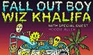 Fall Out Boy / Wiz Khalifa tickets at Fiddler's Green Amphitheatre in Greenwood Village