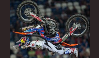 Night of The Jumps tickets at The O2 in London