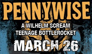 Pennywise tickets at Starland Ballroom in Sayreville