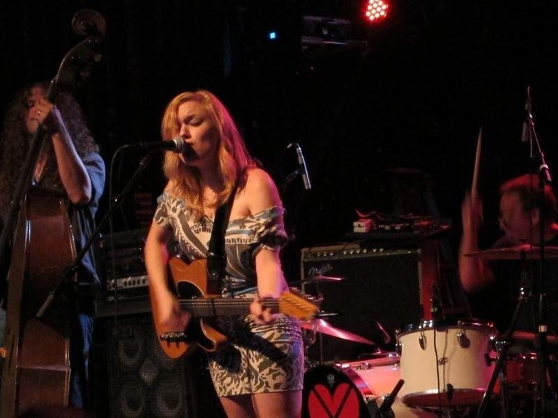 Burgeoning country-punk star Lydia Loveless to rock Durham's Motorco Music Hall