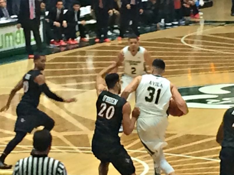 Colorado State earns biggest win of season, 79-73 over SDSU