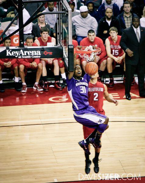 Utah Utes basketball blasts a good Washington team at home, 77-56