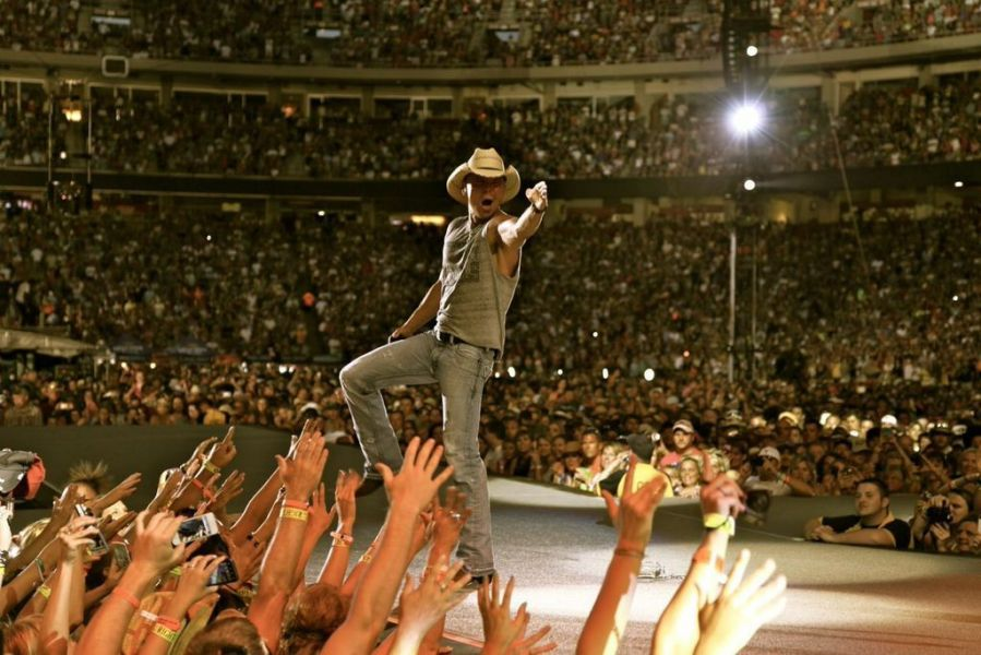 Kenny Chesney sells out The Big Revival Tour Nashville 'kick off' concert