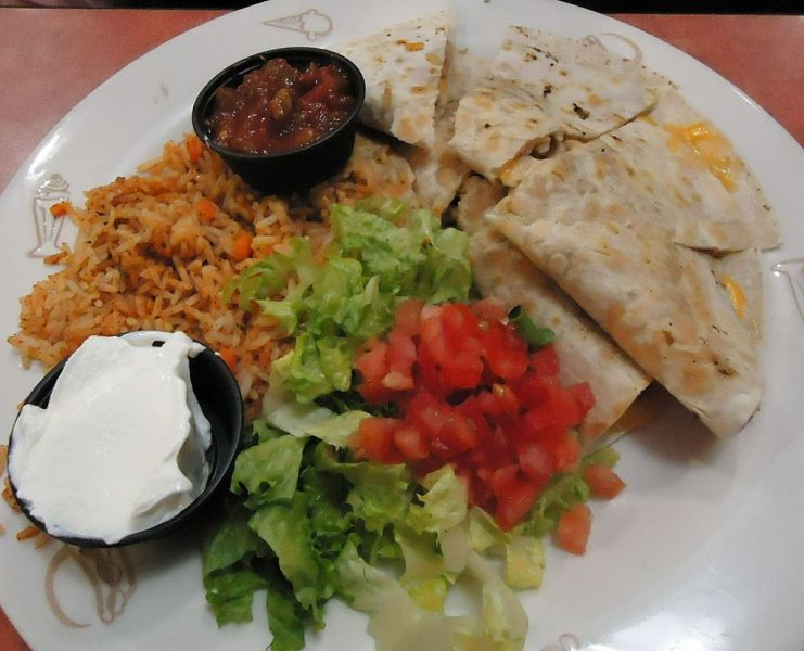 Best places to get quesadillas in Chicago