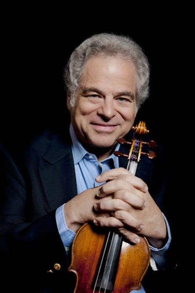 Classical violinist Itzhak Perlman performs in JAX for one night only