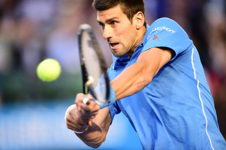 Djokovic comes out victorious in marathon battle over Wawrinka
