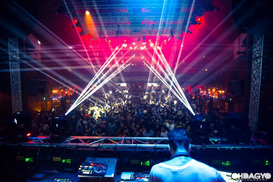 2015 clubs in Los Angeles