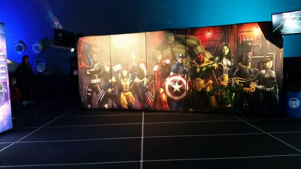 Review: The Marvel Experience in Dallas