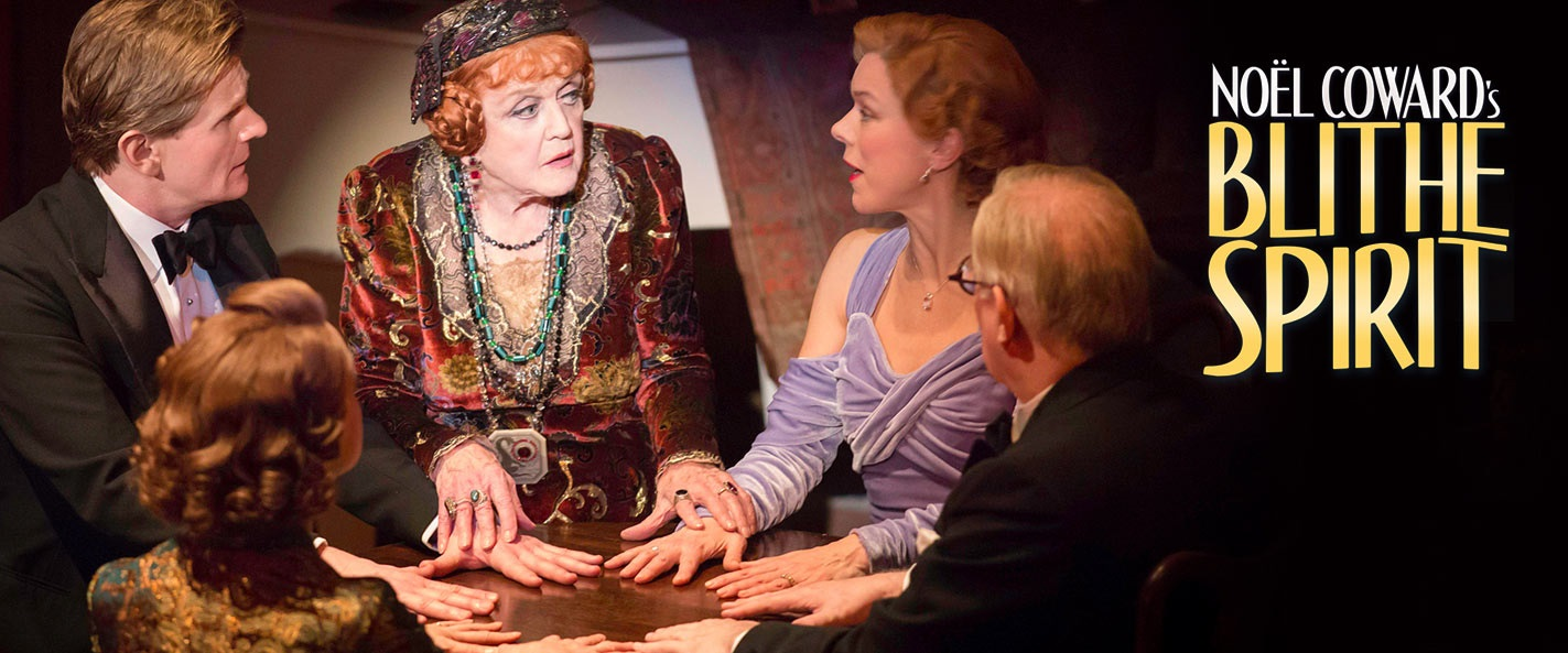 Noel Coward's Blithe Spirit is currently playing in San Francisco