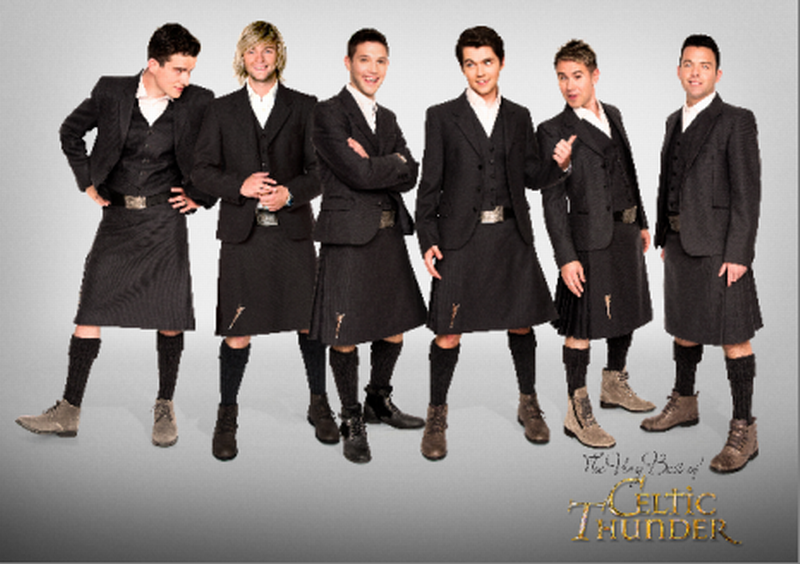 Playhouse Square presents The Very Best of Celtic Thunder Tour