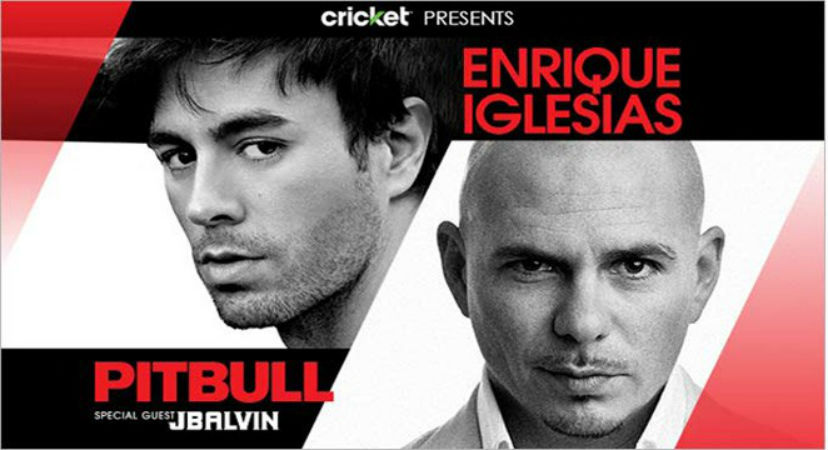 Enrique Iglesias and Pitbull to perform at Corpus Christi in February
