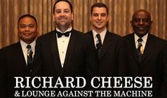 Richard Cheese & Lounge Against the Machine tickets at The Showbox in Seattle