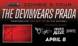 The Devil Wears Prada tickets at Starland Ballroom in Sayreville