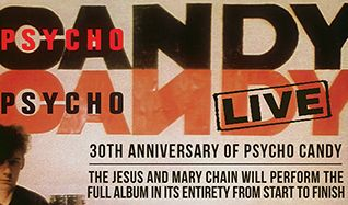 The Jesus and Mary Chain: 30th Anniversary of Psychocandy tickets at The Warfield in San Francisco