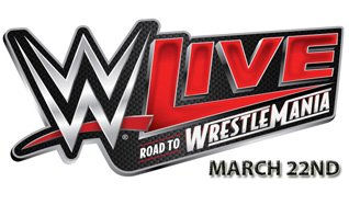 WWE LIVE! Road to WrestleMania tickets at Valley View Casino Center in San Diego