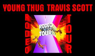 Young Thug & Travis Scott **SOLD OUT** tickets at Trocadero Theatre in Philadelphia