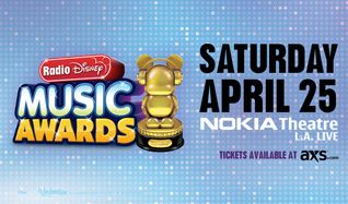2015 Radio Disney Music Awards tickets at Nokia Theatre L.A. LIVE in Los Angeles