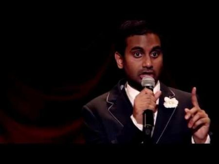 Netflix gives Aziz Ansari's Live at Madison Square Garden March premiere date
