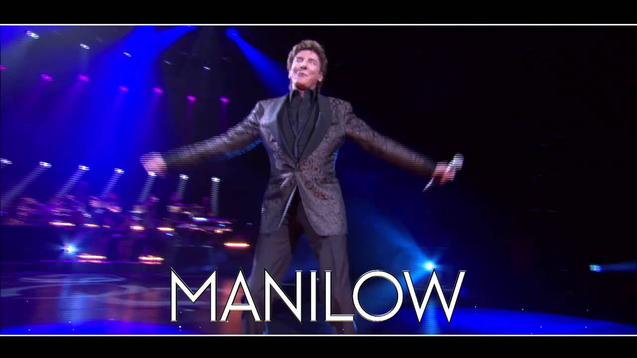 Barry Manilow Tour Postponed