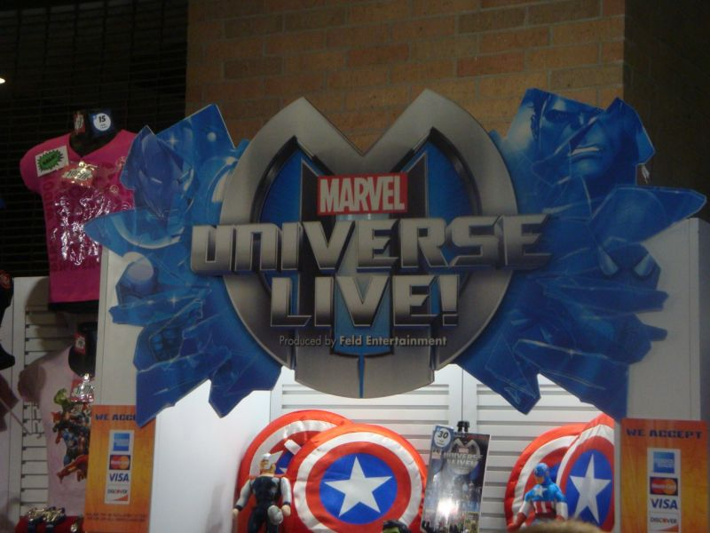'Marvel Universe Live!' comes to Oklahoma City's Chesapeake Energy Arena