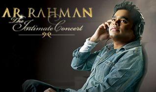 A. R. Rahman: The Intimate Concert Tour tickets at Verizon Theatre at Grand Prairie in Grand Prairie