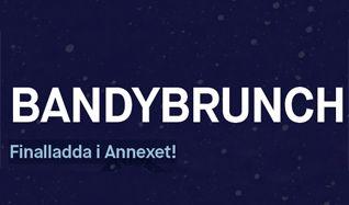 Bandybrunchen 2015 tickets at Annexet in Stockholm