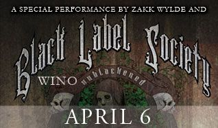 Black Label Society Unblackened tickets at Starland Ballroom in Sayreville