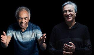 Caetano Veloso & Gilberto Gil tickets at Eventim Apollo in London