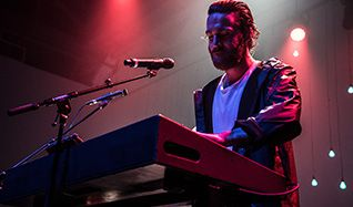 Chet Faker tickets at Club Nokia in Los Angeles