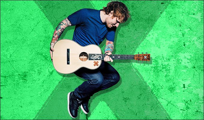 Ed Sheeran tickets at Verizon Center in Washington
