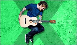 Ed Sheeran tickets at Prudential Center in Newark