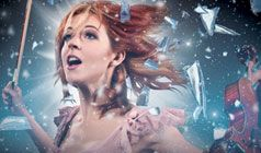 Lindsey Stirling tickets at Count Basie Theatre in Red Bank