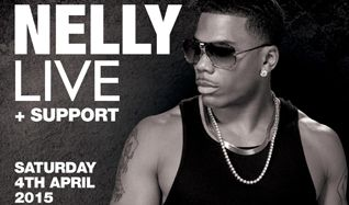 Nelly Live tickets at indigo at The O2 in London