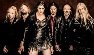 Nightwish tickets at The SSE Arena, Wembley in London