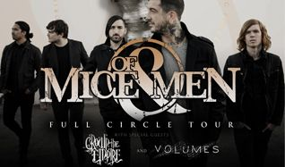 Of Mice & Men tickets at Best Buy Theater in New York