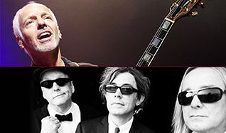 Grammy Winner Peter Frampton / Cheap Trick tickets at The Mountain Winery in Saratoga