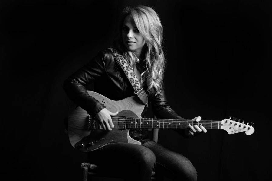 Guitarist Samantha Fish talks Sellersville,PA performance and power of the blues