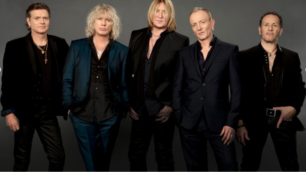 Def Leppard to perform at The Great Allentown Fair in Allentown, Pennsylvania