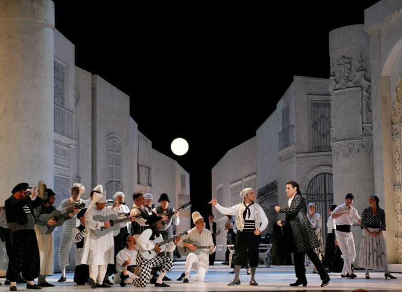 Barber Of Seville Figaro : LA Opera?s Figaro Trilogy continues with The Barber of Seville ...