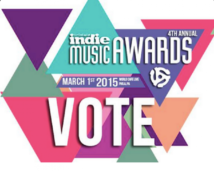 World Cafe Live will hold the 4th Annual Tri-State Indie Music Awards on March 1