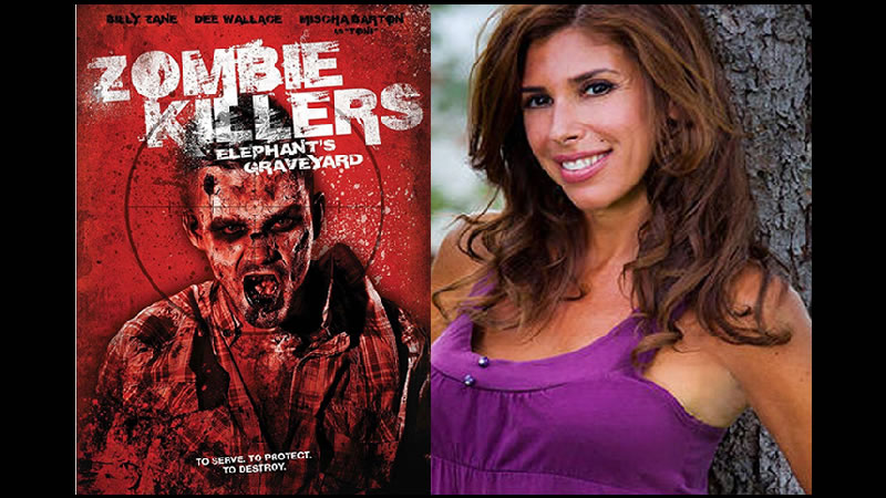 Actress and producer Felissa Rose talks Zombie Killers, Carolco and horror