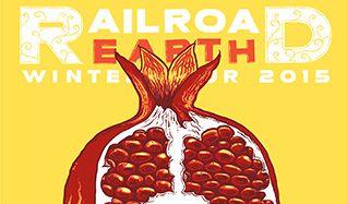 Railroad Earth tickets at El Rey Theatre in Los Angeles