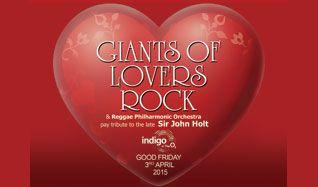 Sir John Holt, Bob Marley & Dennis Brown Tribute Concert tickets at indigo at The O2 in London