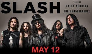 Slash featuring Myles Kennedy and The  ... tickets at Starland Ballroom in Sayreville