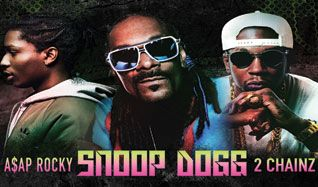 Snoop Dogg tickets at Fiddler's Green Amphitheatre in Greenwood Village
